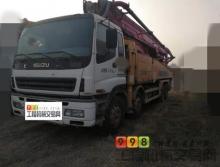 精品出售14年徐工五十铃56米泵车