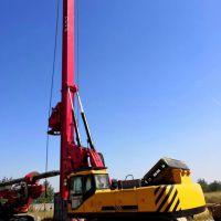 轉讓三一重工2010年SR200C旋挖鉆機