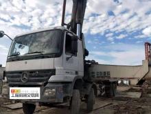 出售2007年中联奔驰44米泵车