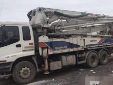 精品转让2012年中联五十铃底盘38米泵车