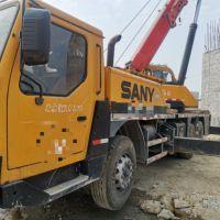 转让三一重工2009年25吨四节壁吊车