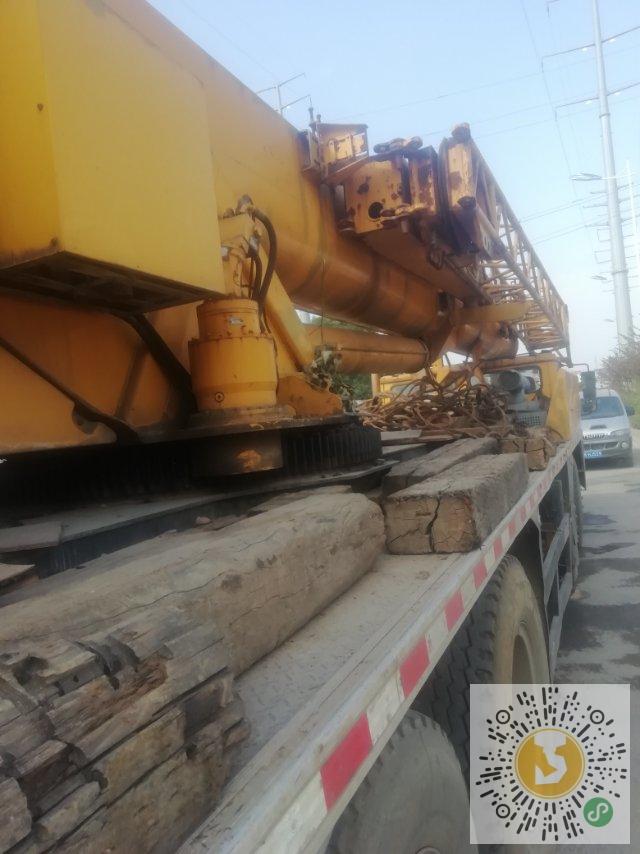 转让徐工2011年70吨吊车