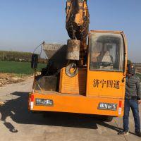 转让济宁四通2016年Qy12吊车