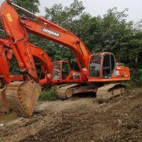 转让斗山2014年DX260型大挖