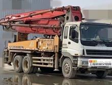 車主轉讓10年出廠三一五十鈴37米泵車(大排量)