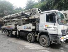出售08年出厂中联五十铃47米泵车