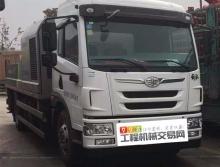 出售極品2019年11月中聯10018車載泵(全新一方未打)