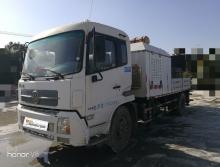 出售2014年出廠萬事樂10018車載泵