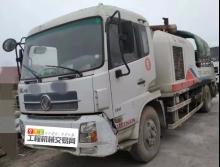 出售2012年中联9018车载泵