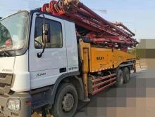 出售13年三一奔驰48米泵车(6节臂)