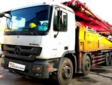 出售2011年出厂三一奔驰48米泵车(全网最低)