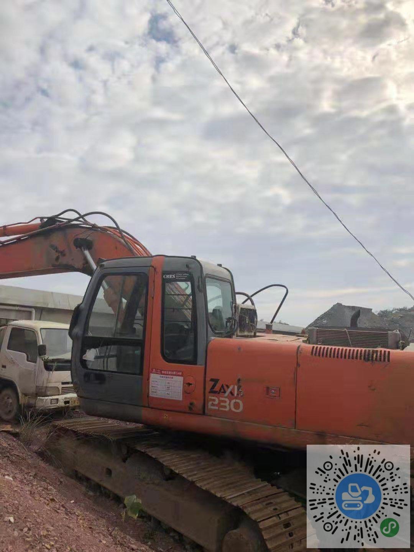 轉讓日立2005年230中挖