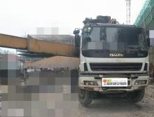 車主一手車轉讓10年出廠三一五十鈴52米泵車(叉腿全網最低)
