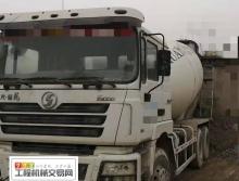 出售14年9月出厂德龙天然气大12方搅拌车