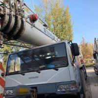 转让中联重科2011年80吨吊车
