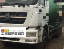 出售2014年豪沃15方天然氣攪拌車