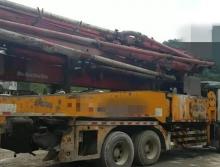 出售13年徐工五十鈴46米泵車