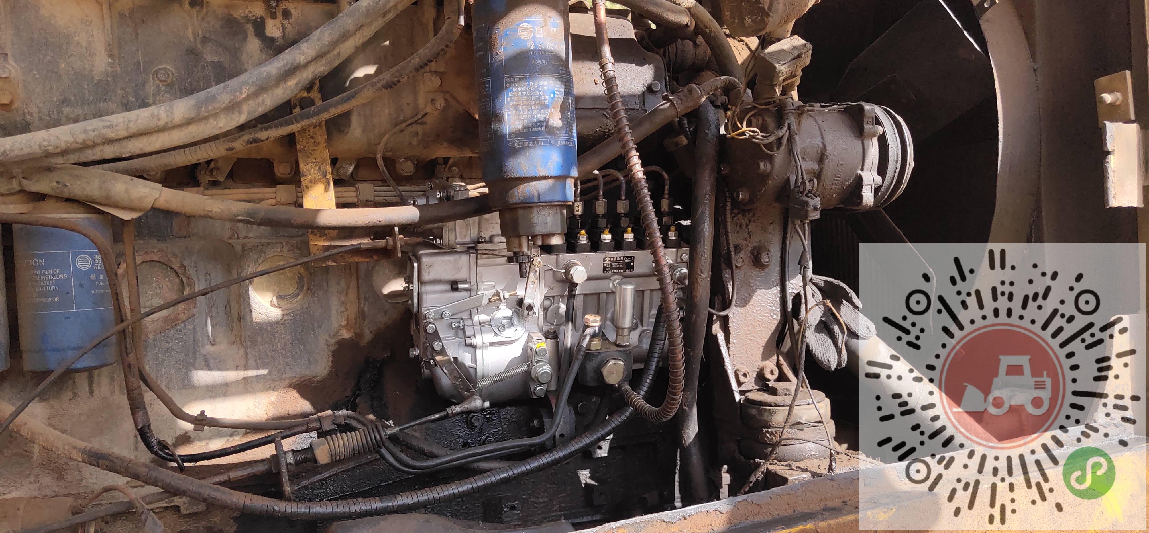 转让雷沃重工2011年50铲装载机