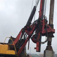 转让三一重工2010年150旋挖钻机