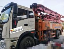 精品出售15年九合30米泵車