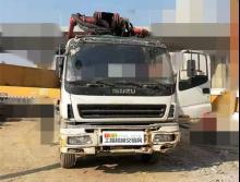 精品一手北方車轉讓10年出廠三一五十鈴56米泵車(可年審買保險)