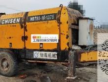 转让2011年驰森8016电拖泵