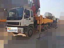 出售09年三一五十鈴46米泵車