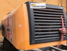 精品出售16年三一8022高壓電拖泵
