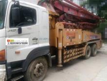 轉讓2010年徐工日野41米泵車