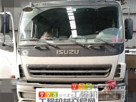 出售2007年中联五十铃38米泵车