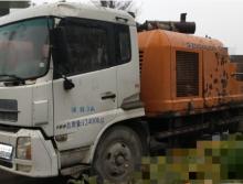 精品轉讓2013年上牌中聯東風10018車載泵