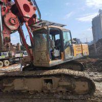转让三一重工2015年SR150旋挖钻机