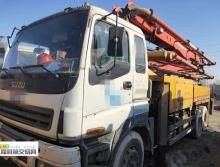 精品出售10年出廠大象五十鈴36米泵車
