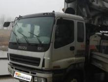 車主直售11年出廠中聯五十鈴47米泵車
