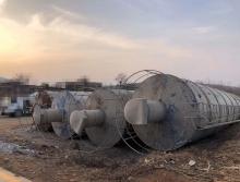 甩卖2016年100吨水泥罐(2个)