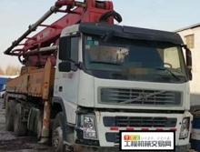 原國企車--終端出售2011年8月三一沃爾沃37米叉腿(超省油.大排量)