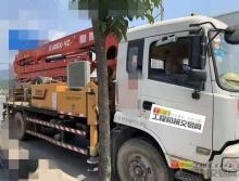 精品出售16年出廠響箭28米泵車(國四準新車)