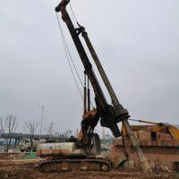 转让中联重科2013年220-A旋挖钻机