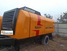 精品出售13年三一8022高压电拖泵【双电机高压泵】