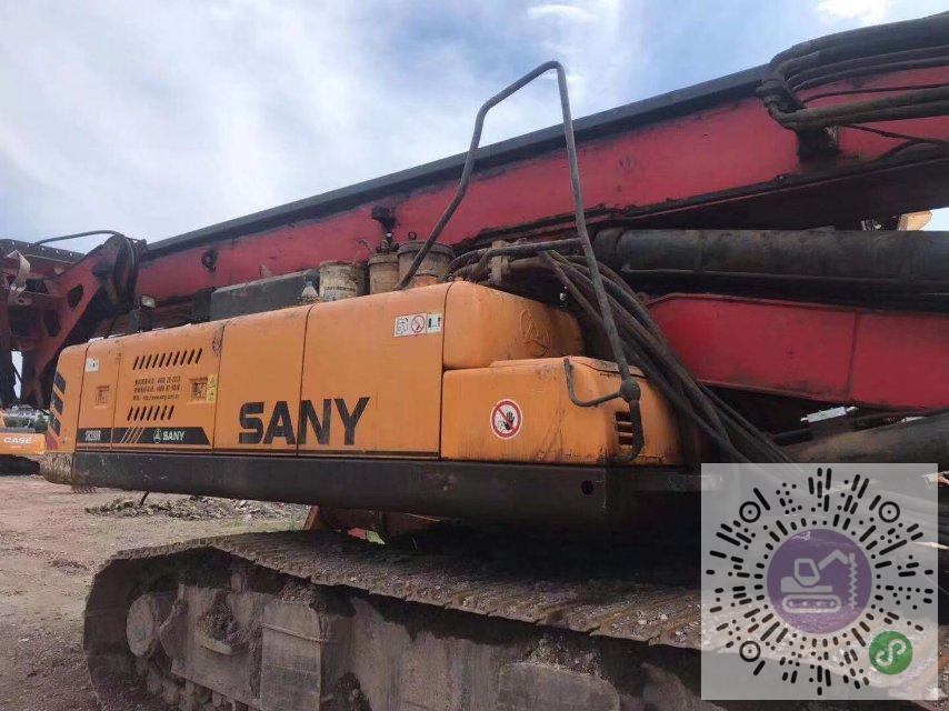 转让三一重工2015年280旋挖钻机
