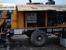 转让11年出厂中联8014.174柴油拖泵