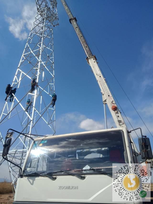 转让中联重科2012年16吨吊车