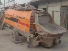 低价出售两台中联60.13.90SU电拖泵