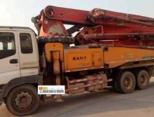 出售11年8月三一五十鈴40米泵車(車況包相中)