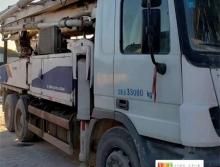 終端處理10年出廠中聯奔馳47米泵車(北方客戶最佳選擇)