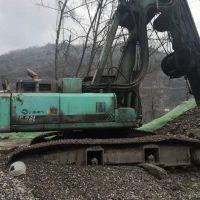 转让上海金泰2009年28旋挖钻机