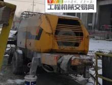 车主转让11年出厂中联6016.110电拖泵(有2台)
