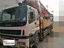 精品出售10年三一五十铃46米泵车