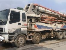 车主转让09年出厂中联五十铃47米泵车(只卖年前,春节后不卖了)