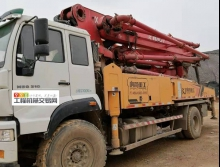 出售18年响箭37米泵车【国五】
